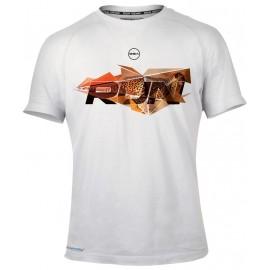 Αντρικό αθλητικό μπλουζάκι GEPA Performance TEE (18 1641white)