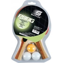 Σετ πινγκ πονγκ SUNFLEX Pong (42558)
