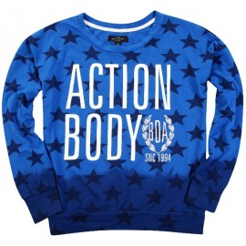 Γυναικεία μπλούζα BODY ACTION (061607 04G)