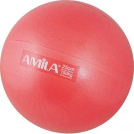 Μπάλα γυμναστικής pilates AMILA 19cm (48433)