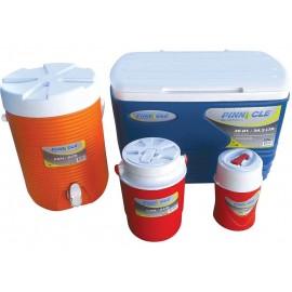Ισοθερμικό ψυγείο με 3 θερμός ESCAPE (13093)