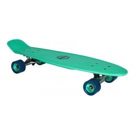"""Skateboard Plastic (28"""") Nijdam ( 52NH MIB)"""