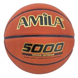 Μπάλα Μπάσκετ Microfiber PU Amila outdoor (41643)