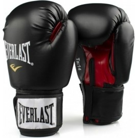 Γάντια πυγμαχίας Everlast Ergo Moulded Foam black